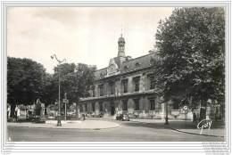 93 - SAINT OUEN - Metro Place De La Republique Devant La Mairie 1955 - Saint Ouen