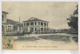 Viet-Nam - Cap Saint Jacques - Entree Du Quartier D'artillerie - Vietnam