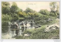 Vie Quotidienne - Lavandieres 1905 - Non Classificati