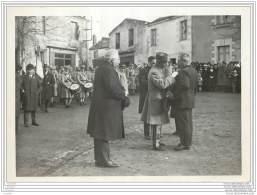 Photo D'une Remise De Medaille A Haute Goulaine (44) En 1932 - Guerra, Militares
