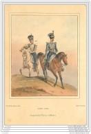 Chromo - Armee Russe - Cosaques De L'Heritier - Artis Historia