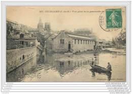 22 - GUINGAMP - Vue Prise De La Passerelle - Guingamp