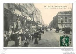 75004 - PARIS - La Rue De Rivoli Et Le B.H.V. - Arrondissement: 04