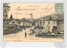 88 - LE THILLOT - Rue De La Gare (scierie) - Le Thillot