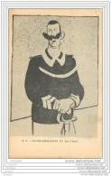 ITALIE - Victor Emmanuel III Roi D'Italie - Caricatura - Italia