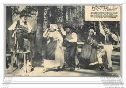 La Bourree Auvergnate - Dances