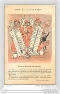 Syndicalisme De La Poste P.T.T. Et Les Trois Parques - Pour La Revision Des Salaires - Illustre Par Morer - Syndicats