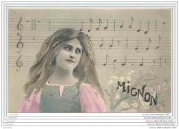 MIGNON - Partition - Notes De Musique - Artistes