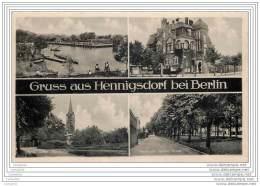ALLEMAGNE - Gruss Aus Hennigsdorf Bei Berlin - Andere