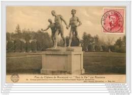 BELGIQUE - Parc Mariemont - Statue Vers La Vie Par Rousseau - Morlanwelz
