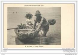 Art Painting - Oeffentliche Kunstsammlung, Basel - E. De Pury - In Den Lagunen - Pecheur - Peintures & Tableaux