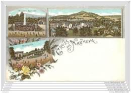 ALLEMAGNE - Gruss Aus Nauheim - Gross-Gerau