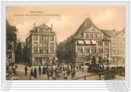 ALLEMAGNE - Alt-Hamburg - Schaarmarkt - Allemagne