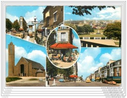 75019 - PARIS - Carrefour Metro Pre St Gervais - Tabac Au Clairon Rue De Mouzaia - Bd Serurier - Eglise Marie Mediatrice - District 19