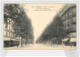 75007 - PARIS - Boulevard De La Tour Maubourg - Marechal De France 1684-1764 - Arrondissement: 07