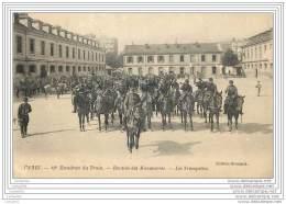 75007 - PARIS - 19e Escadron Du Train - Rentree Des Manoeuvres - Les Trompettes - Arrondissement: 07