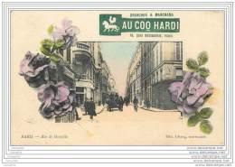 75007 - PARIS - Rue De Grenelle - Pub  'Au Coq Hardi' - Arrondissement: 07
