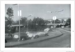 Photo Ancienne D'un Karting Ou Circuit 24 Grandeur Nature Non Date (annees 1960), Non Situe - Automobile