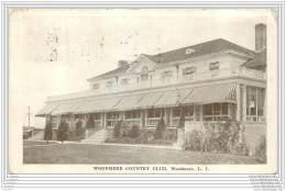USA - WOODMERE COUNTRY CLUB - Long Island N.Y. - Long Island