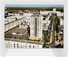 78 - POISSY -  H.L.M. Cite Beauregard - Avenue Lyautey - Marly Le Roi