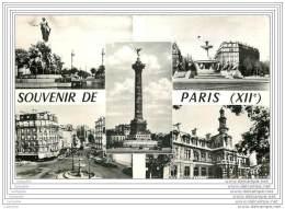 75012 - PARIS - Souvenir Du XIIe Arrondissement - District 12