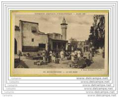 75 - Paris - Expo Coloniale Internationale 1931 - Section Tunisienne - Le Cafe Maure - Expositions