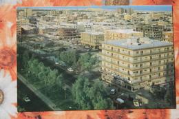 Saudi Arabia, Alkhobar Aerial View - Old Postcard 1970s - Saudi Arabia