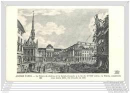 75 - ANCIEN PARIS N°321 - Palais De Justice Et Sainte Chapelle 18e - France