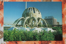 Saudi Arabia, Jeddah - Old Postcard 1970s / NISSAN ADVERT - Saudi Arabia