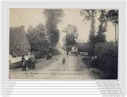 62 - FRUGES - Entree Route De Montreuil - Fruges