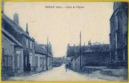 60 - RULLY - Place De L Eglise - France