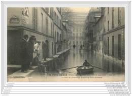 75006 - PARIS INONDE - Rue De Poitiers Au Fbg St Germain - Arrondissement: 07