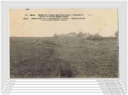 1914 Bataille De La Marne - Tranchees De Combat Au Sud De Montoy (Marne) - Guerre 1914-18