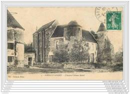 77 - POUILLY LE FORT - L Ancien Chateau Feodal - France