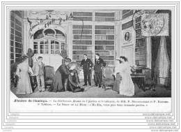 75003 - PARIS - Theatre De L Ambigu - La Baillonnee De Decourcelle Et Rouget - 8e Tablea - Arrondissement: 03