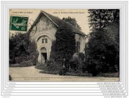 27 - FONTAINE LA SORET Pres LA RIVIERE THIBOUVILLE - Chapelle De Saint-Eloi, Lieu De Pelerinage - Frankreich