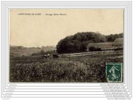 77 - FONTAINE LE PORT - Grange St Martin - Non Classificati