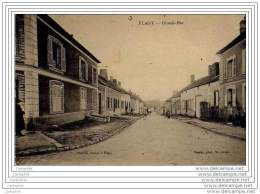 77 - FLAGY - Grande Rue - France