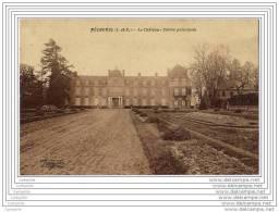 35 - BECHEREL - Le Chateau - Entree Principale - Bécherel