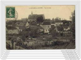 37 - ST ANTOINE DU ROCHER - Vue Generale - France