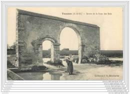 77 - TOUSSON - Entree De La Cour Des Bois - France