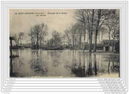 44 - SAINT JOACHIM - Paysage De La Briere Aux Vinces - Saint-Joachim