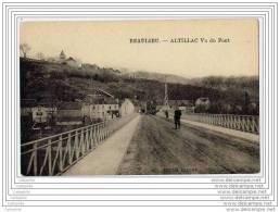 19 - BEAULIEU - ALTILLAC Vu Du Pont - Non Classés