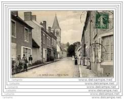 18 - BENGY - Rue De L Eglise (animee) - Non Classés