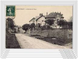 77 - COUPVRAY - L Entree Du Pays - Unclassified