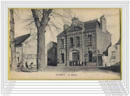 77 - BERNAY VILBERT - La Mairie - Non Classés