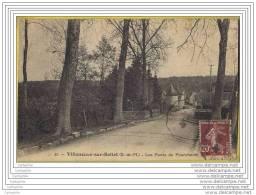 77 - VILLENEUVE SUR BELLOT - Les Ponts Du Fourcheret - Non Classés