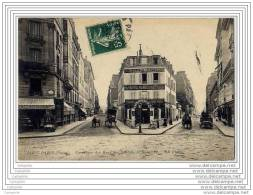 75 - PARIS - Carrefour Des Rues Des Sablons Et Decamps (pharmacie) - Arrondissement: 16