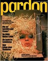 Pardon Zeitschrift - Das Satirische Magazin Nr. 11 Von 1976  -  Wie Zerbrechlich Sind Frauen? - Zeitungen & Zeitschriften