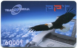 Telecom Mongolia - High Flight (Prepaid Card) - Mongolia